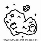 Comet Coloring Pages Printable Getcolorings sketch template