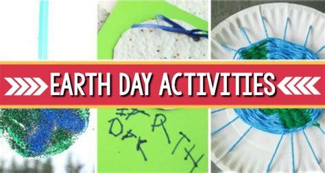 Earth Day Recycling Sensory Bin For Preschool
