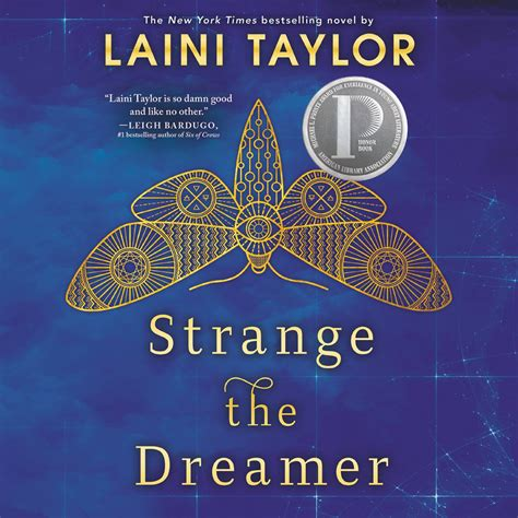 Strange The Dreamer  Little, Brown — Books For Young Readers