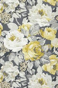 Papier Peint Grosses Fleurs : id e deco du papier peint fleurs ~ Dode.kayakingforconservation.com Idées de Décoration