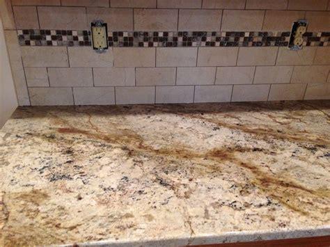 Typhoon Bordeaux Granite   In Progress Kitchens & Baths