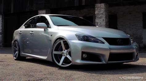 lexus     vossen vvs cv concave wheels rims