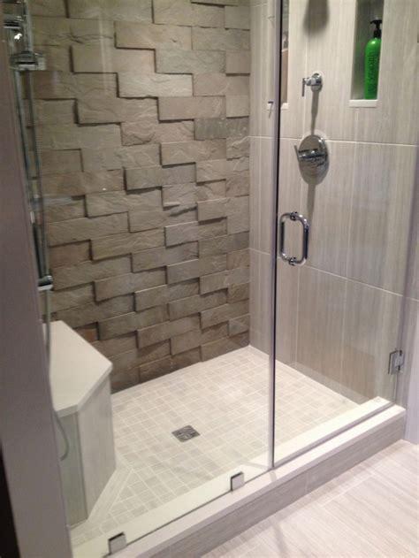 tiles for bathroom walls ideas bathroom wall river rock faux panels river rock