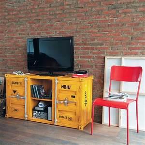 maison du monde industriel elegant autres photos du With awesome meuble tv maisons du monde 9 meuble tv industriel pas cher