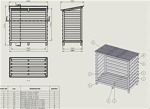 Holzunterstand Selber Bauen : brennholz unterstand userprojekte ~ Whattoseeinmadrid.com Haus und Dekorationen