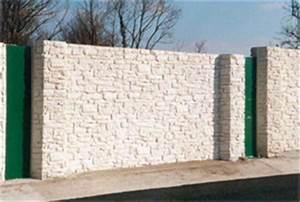Gartenmauern Aus Beton : gartenmauer ~ Michelbontemps.com Haus und Dekorationen