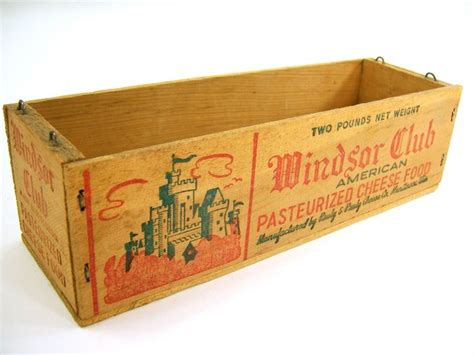 housewarming gifts for wooden box to store vintage photos organize