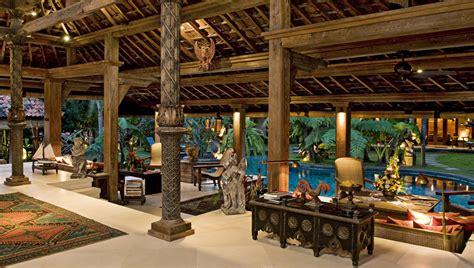 balinese house designs  floor plans tropical bali