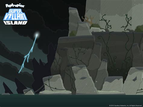 super villain island  video trailer poptropicacom