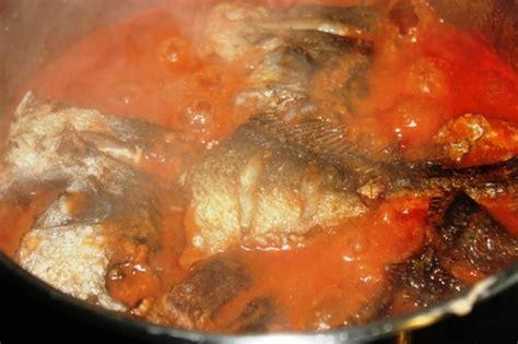 cuisine bar poisson poisson sauce njansan