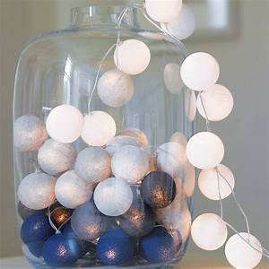 Dawanda Cotton Balls : 130 best diy cotton ball lights images on pinterest cotton ball lights garlands and happy ~ Sanjose-hotels-ca.com Haus und Dekorationen