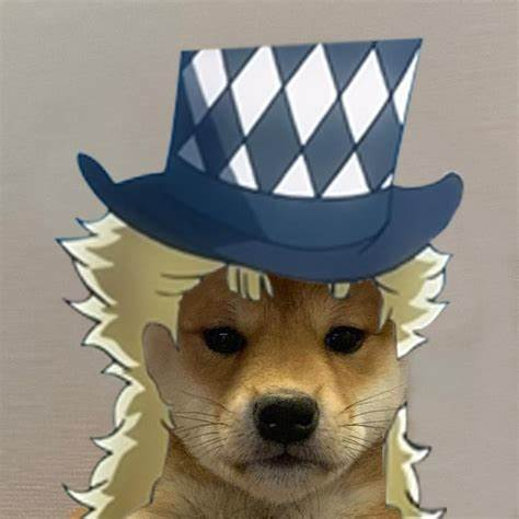 Anything doge related projects (with some jojo references) are allowed. Speedwagon Dogwifhat   Dogwifhat   Jojo anime, Jojo ...