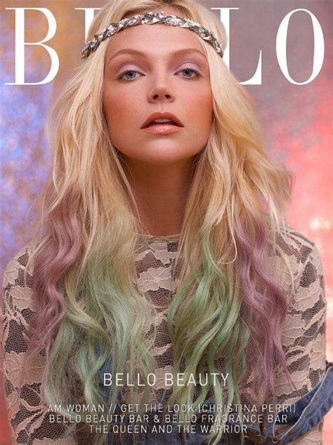 1000 Images About Special Colored Hair On Pinterest