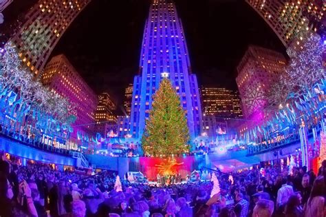rockefeller center christmas tree wallpaper best destinations indulge yourself in the and celebrations at rocketfeller center