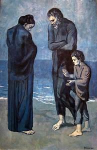Pablo Picasso: Blue period (1901-1904)