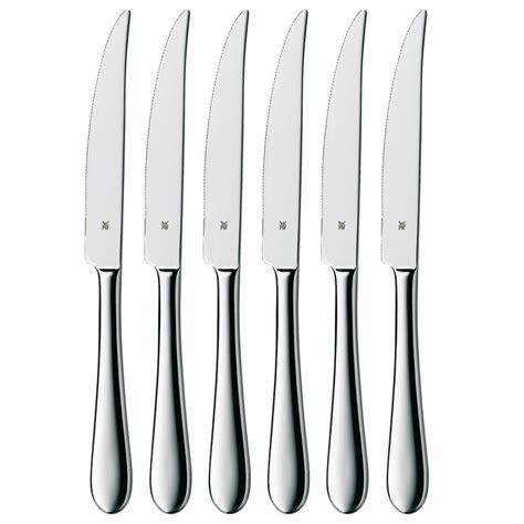 Wmf Signum Steak Knives In 6piece Set1282519990  The