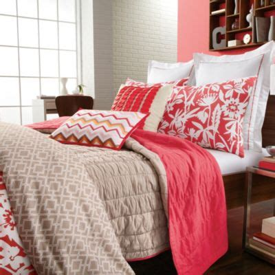 Coral Colored Bedding by Site Maintenance Bed Bath And Beyond