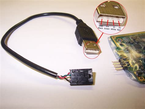 Fpv With Five Wire Wiring Diagram by Usb Cable And Pinout Knowledge In 2019 Electronics