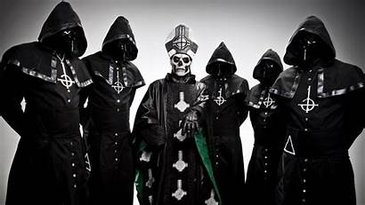 Ghost Bc Wallpapers Band Bands Nameless Ghouls