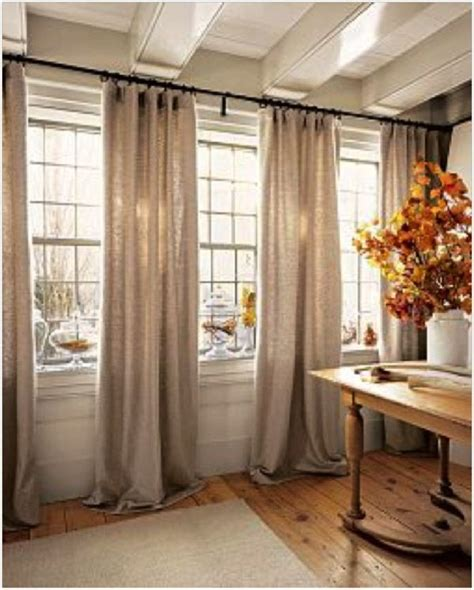Drapes For Large Windows - 25 best large window curtains ideas on large