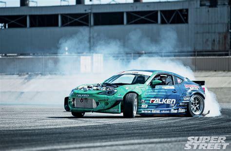 subaru brz drift dai yoshiro s 1 000 hp v8 swapped falken brz drift car
