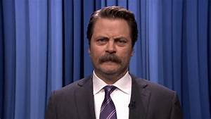 Watching You Nick Offerman GIF - Find & Share on GIPHY
