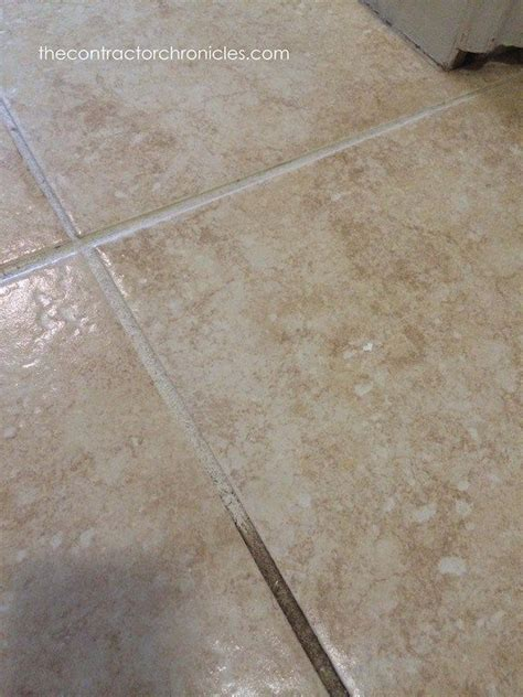 1000 ideas about tile grout on clean tile