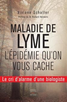 foto de Livre Maladie de Lyme l'épidémie qu'on vous cache
