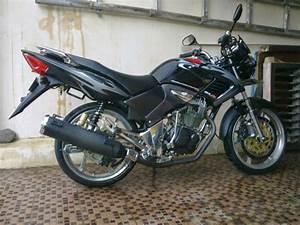 Tentang Honda Tiger Revo