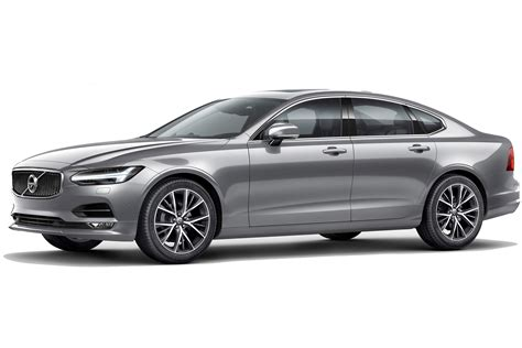 Volvo Car : Volvo S90 Saloon 2019 Review