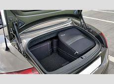 Cabria Koffer für Audi TT 8J 8S Audi Roadsterbag