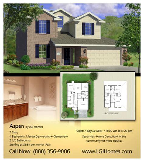 Lgi Homes Floor Plans Houston Tx by Lgi Homes Floor Plans West Lgi Homes 3 Br 2 Ba 1