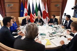 The Difference Between G7  G8  And G20