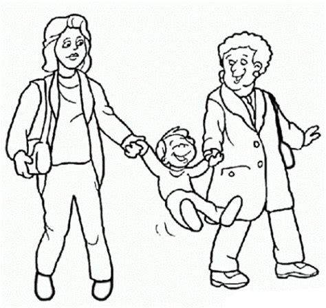 Gemütlich Familie Malvorlagen Ideen