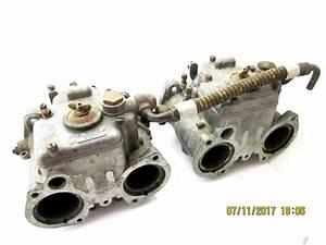 Original  Matched Pair Weber 40 Dcoe 2 Carburettors Alfa Romeo Giulietta Veloce