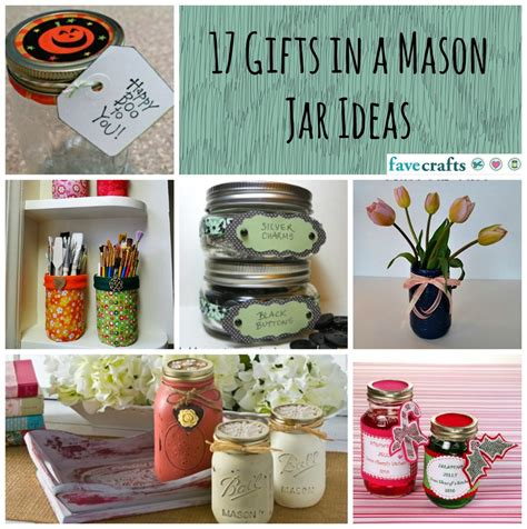 jar ideas 17 gifts in a mason jar ideas favecrafts com