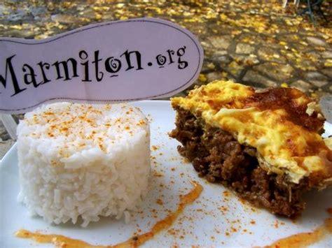 marmiton forum cuisine bobotie original de mme joubert afrique du sud recette
