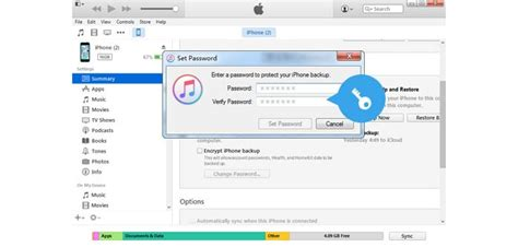 forgot iphone backup password powerful and advanced how to recover reset iphone backup