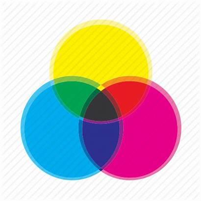Mix Icon Colour Cmyk Wheel Icons 512px