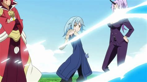 That Time I Got Reincarnated As A Slime Episode 08 Youtube