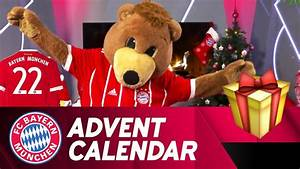 1 Advent München : pantomime w berni fc bayern xmas advent calendar 22 ~ Haus.voiturepedia.club Haus und Dekorationen