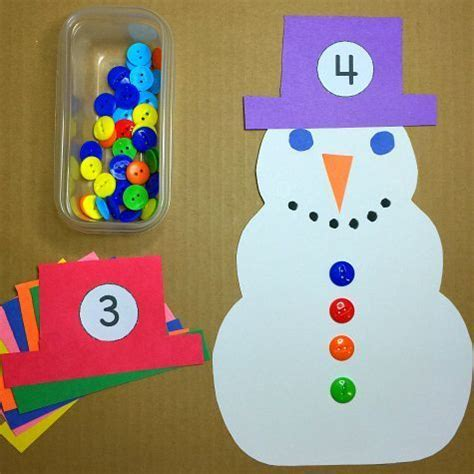 counting buttons on snowmen this is a great winter math 701 | 764ced8949da06658f9b8d4574fcd5b7