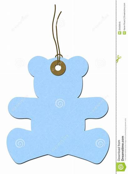 Bear Teddy Shower Tag Gift Royalty
