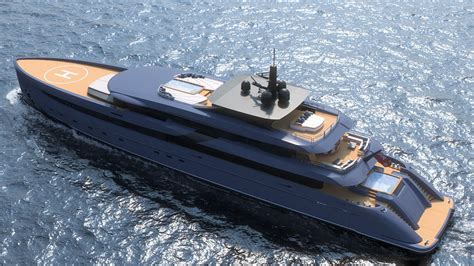 Ferrari's most significant step into yachting seems to however have come in 2016, when piero ferrari, the son of ferrari founder, enzo ferrari, bought 13.2% of ferretti group. Marco Ferrari introduces superyacht concept F65 - Yacht Harbour