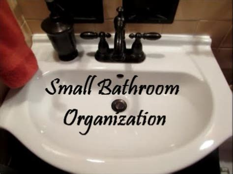 Your Sink Is The Bathroom by Bathroom Organization Series Countertop And The