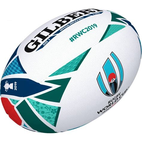 rugby world cup  replica ball size