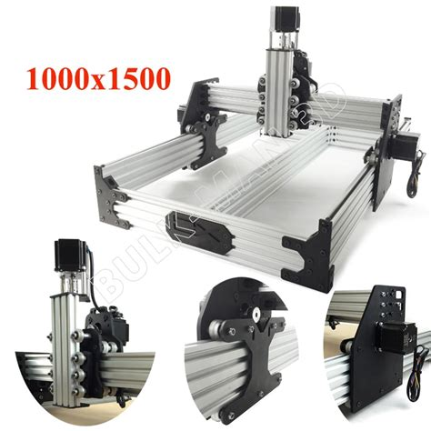 ox cnc router kit xmm axis belt driven wood metal