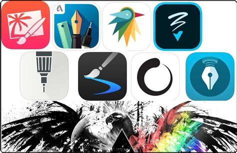 top  ipad drawing apps  list  pro
