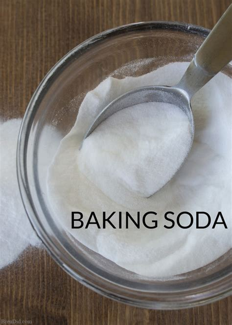 what is baking soda what is the difference between washing soda and baking