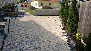 Beton Im Garten : gala bau heiko schramm beton im garten ~ Markanthonyermac.com Haus und Dekorationen